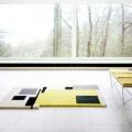Geometric constructivism Carpet Yellow Els van t Klooster 2012